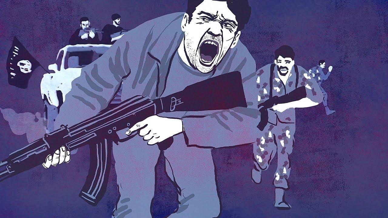 «Сафари по-сирийски» - рассказ бывшего боевика