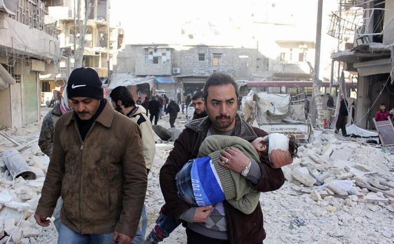 От войны давно сумы: рассказ чеченского беженца изо Сирии