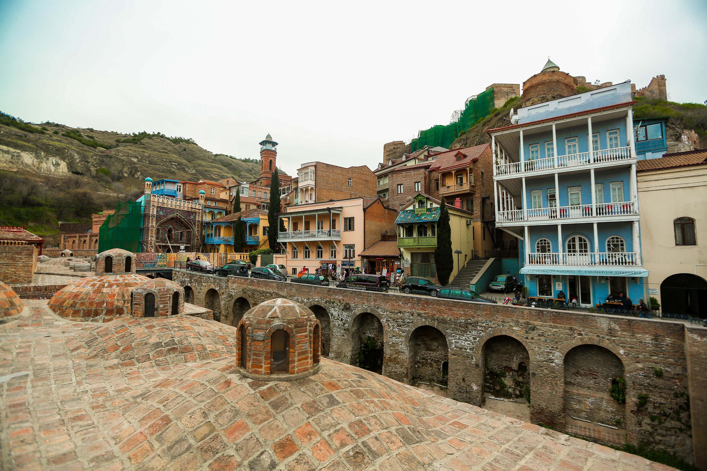 Старина Тбилиси: по отношению туризме во Грузии