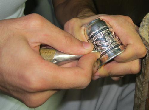 Чернение серебра как сделать