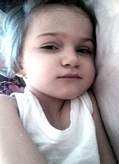 Кавказский Узел Бажи Исаева года детский церебральный  Наша вторая дочка родилась в срок и абсолютно здоровой До полугода развивалась как все дети а когда делали плановую прививку ей стало плохо глазки