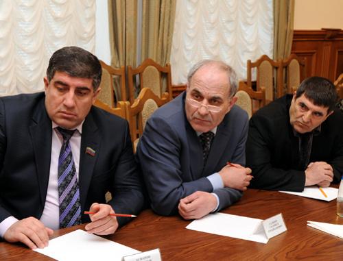 Антикоррупционный совет табасаранского района - черновику