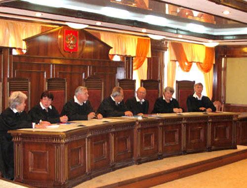 президиум нижегородского областного суда рассматривает