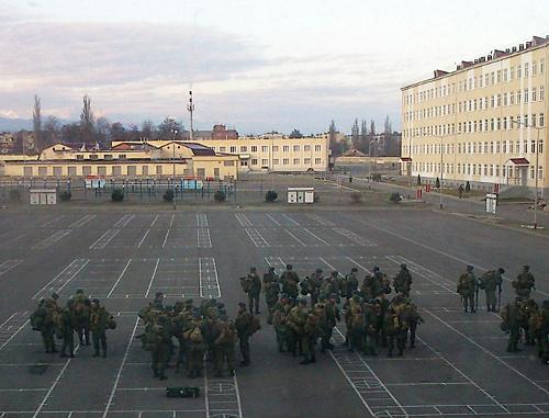 Войсковая часть 20634 г владикавказ