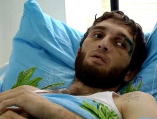 Кавказский Узел | Мухамед Хабилов: я прыгнул с третьего этажа ...
