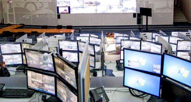 "Технологии МегаФона обеспечивают безопасность Олимпийского Сочи. Фото предоставлено ОАО ""МегаФон"""