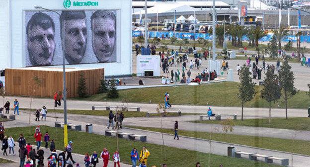 """На Олимпийских играх через сети «МегаФона» в Сочи опубликованы миллиарды фотографий. Фото предоставлено ОАО """"Мегафон"""""""