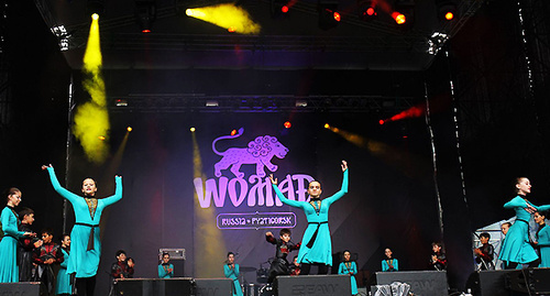 Артисты WOMAD Россия. Фото: http://womadrussia.ru/festival/photogallery/17/