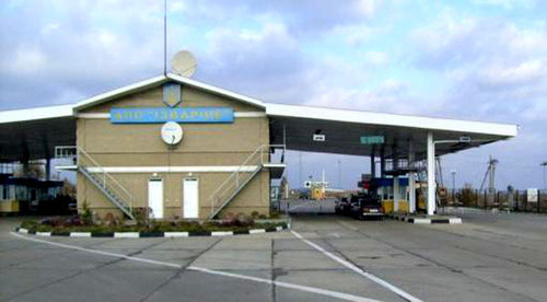 Пункт пропуска Изварино. Фото http://ukr-customs.com/entrypoints/donetsk-izvarino