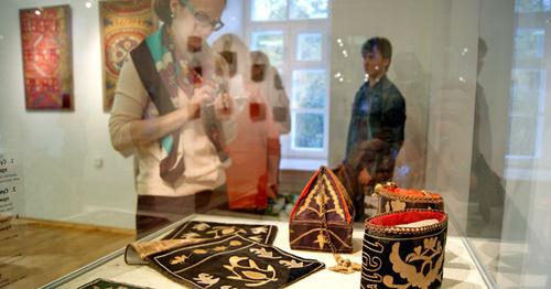 Музей вышивки москва