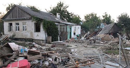 Возмещение органом местного самоуправления ущерба в результате паводка