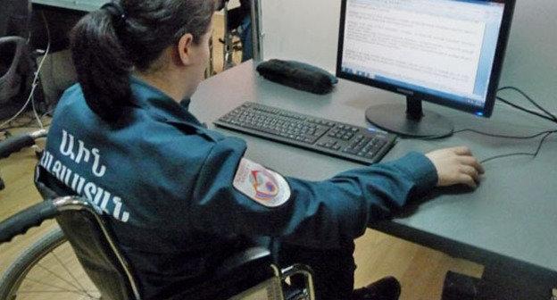 строили Работа инвалидов в допустимых условиях труда пытались