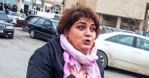 Власти Азербайджана в очередной раз не выпустили из страны Хадиджу Исмайлову
