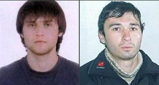 "Роберт Занкишиев (слева) и Залим Шебзухов (справа). Коллаж ""Кавказского узла"""