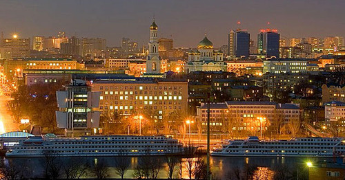 Ростов-на-Дону. Фото: Rostov-on-Don skyline https://ru.wikipedia.org