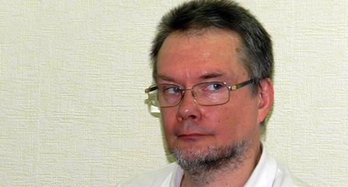 Андрей Ожаровский. Фото Татьяны Филимоновой для