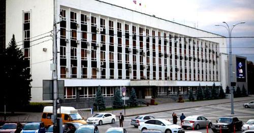 администрация краснодара адрес