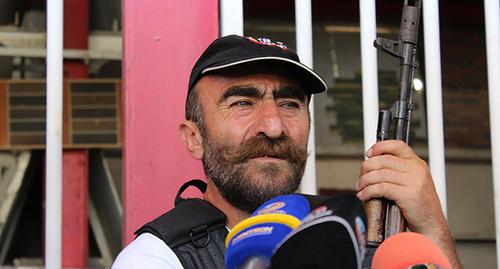Павел Манукян объявил голодовку