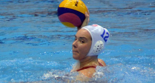 Гринева Анна Сергеевна. Фото: http://sport-34.com/waterpolo/20058/