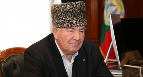 Кавказский половой член