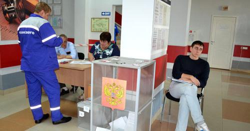 Наблюдатели заявили о вбросе бюллетеней на участках в Краснодарском крае