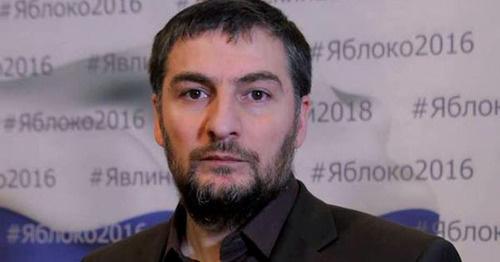Муцольгов заявил о сфабрикованных итогах голосования в Ингушетии