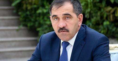 Евкуров отказался от мандата депутата Госдумы