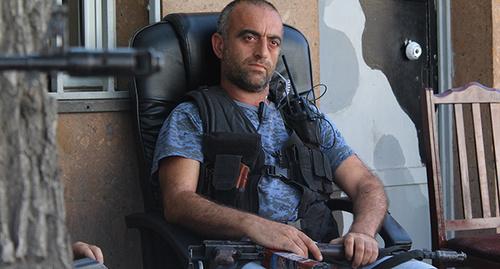 Член группы «Сасна црер» Армен Ламбарян будет отпущен под залог