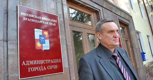 Васильев обжаловал решение об отказе аннулировать итоги выборов в Сочи