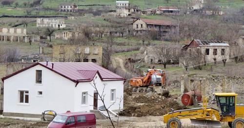Арцахский Талиш восстанавливается: в новом учебном году дети пойдут в школу уже в родном селе