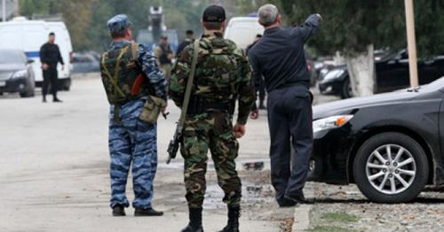 Bildergebnis für Жители чеченского села сообщили о задержаниях после убийства силовика