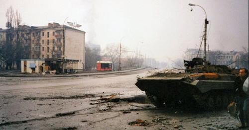 Из За Чего Началась Война В Чечне