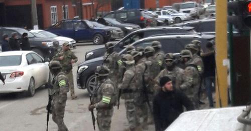 Bildergebnis für Силовики сообщили об угрозе терактов в Чечне