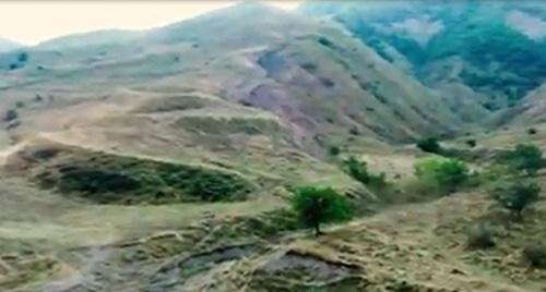 В горах Дагестана. Фото: Стоп-кадр трейлера документального фильма
