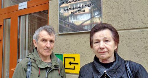 Кавказский Узел Проверка в связи со смертью Надежды Дегтеревой возобновлена в Сочи
