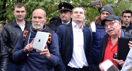 Двум задержанным в Сочи активистам предъявлены обвинения