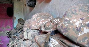 Глава села Баганис сообщил об обстреле с азербайджанской стороны