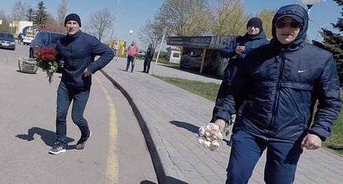 Неизвестные напали 2-ой раз задень наблогера Варламова