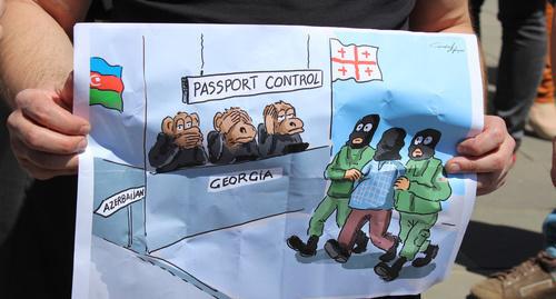 Азербайджанские пограничники отказались предоставить защите Мухтарлы видеозаписи с КПП