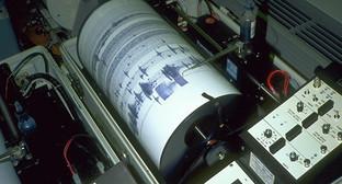 Четыре землетрясения зафиксировано в Каспийском море