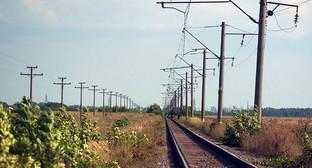 Электропоезд в Абинске насмерть сбил мужчину
