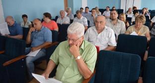 На довыборах в совет Ахтубинского района победили коммунисты и самовыдвиженец