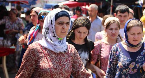 Жители Чечни пожаловались на продолжающийся рост цен перед Ураза-Байрамом