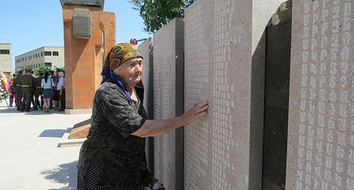 Презентацией книги отметили в Степанакерте День памяти без вести пропавших