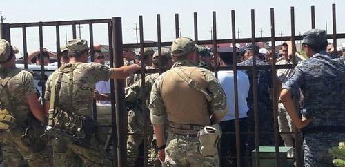 Активисты попросили Кремль вмешаться в конфликт в Ногайском районе Дагестана