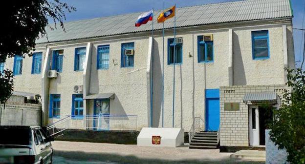 Исправительная колония в Калмыкии. Фото http://08.fsin.su/structure/ik-1-ufsin-rossii-po-respublike/