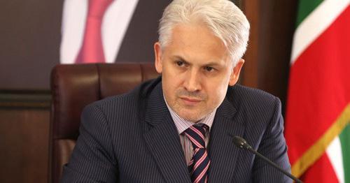 Муслим Хучиев переизбран мэром Грозного