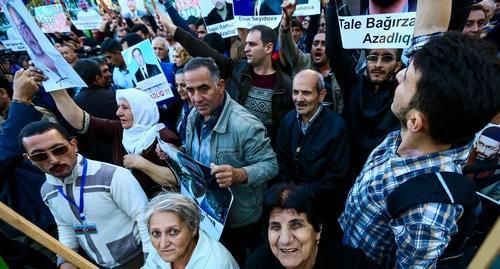 Шесть оппозиционеров арестованы в Баку