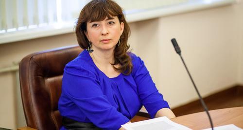 Наима Нефляшева. Фото: hse.ru