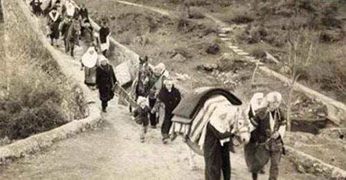 Депортация турок-месхетинцев. 1944 г. Фото http://musavat.com